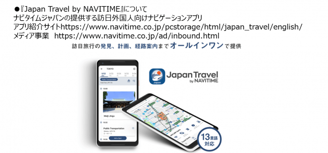 Japan Travel by NAVITIME